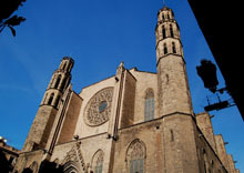 Church of Santa María del Mar