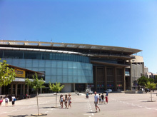 F.C. Barcelona stadium (Camp Nou)