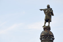 Monument to Christopher Columbus
