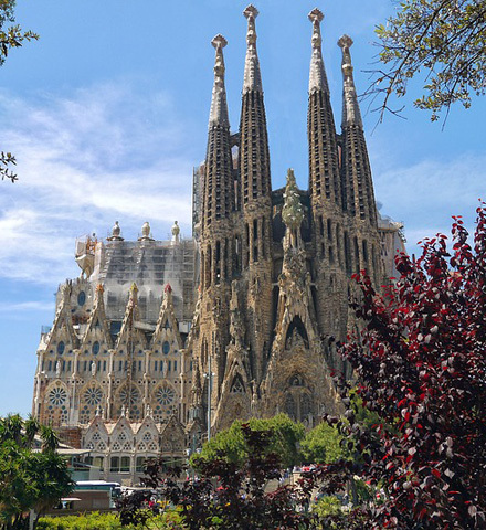 Tour privato Sagrada Familia