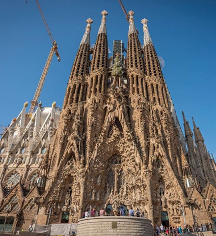 Customised Private Tour of Barcelona (for people with reduced mobility)