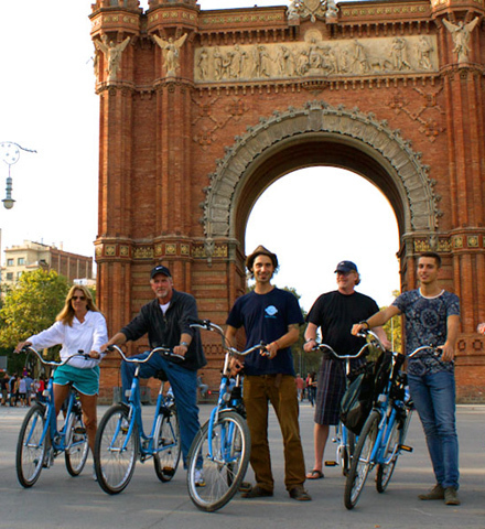 Private Bike Tour of the Old City and Modernisme