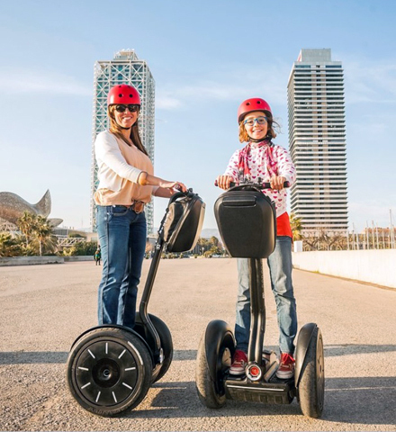 Short Segway Private Tour